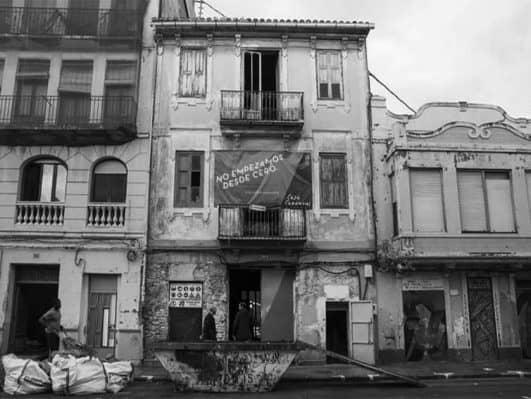 Casa Cabanyal, una iniciativa ciudadana para hacer barrio