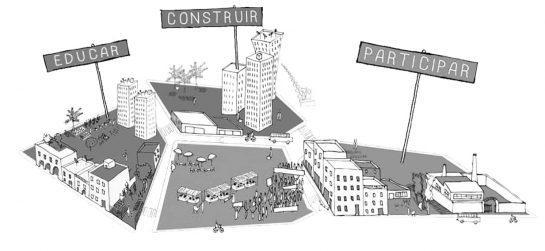 Cuerpo estándar para ciudades excluyentes