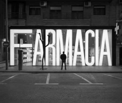SE DISPARA LA VALORACIÓN DE LAS FARMACIAS.