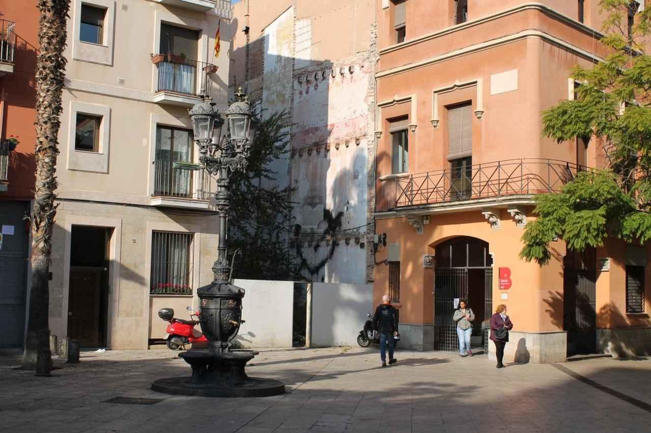 El Ayuntamiento de Barcelona ha comprado recientemente tres inmuebles en el barrio de Horta para evitar la gentrificación