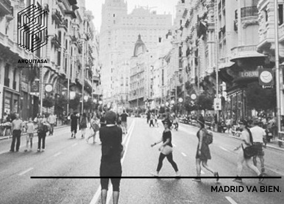 Madrid va bien