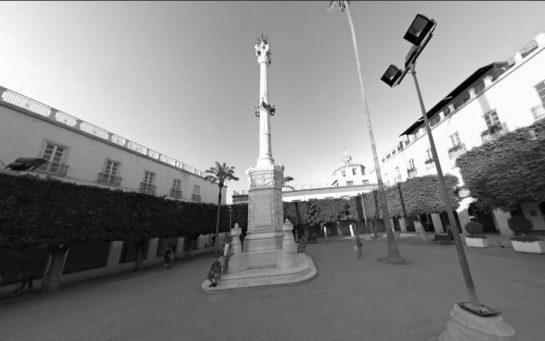 La plaza vieja