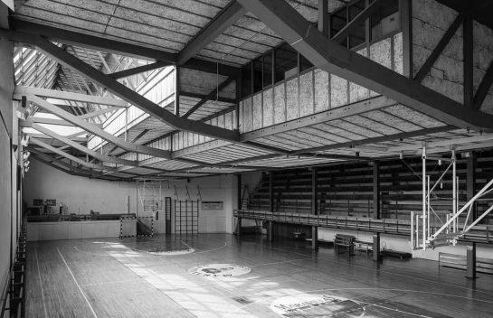 Gimnasio Colegio Maravillas en Madrid | Alejandro de la Sota