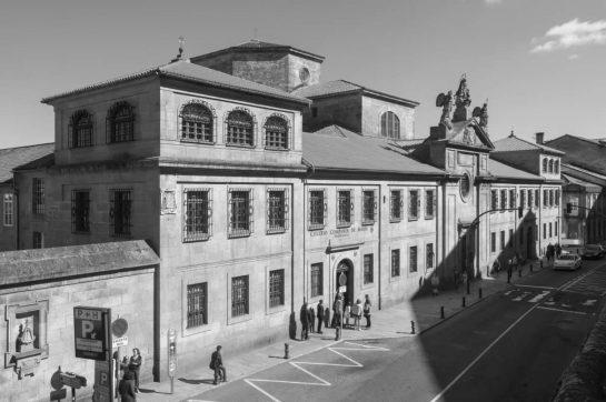 Colegio de la Enseñanza. Compañía de María en Santiago de Compostela