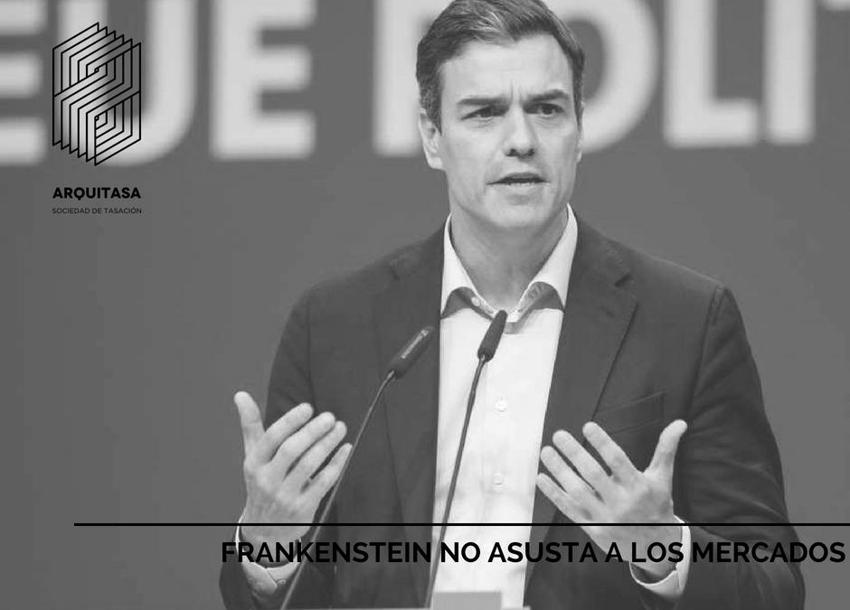 FRANKENSTEIN NO ASUSTA A LOS MERCADOS