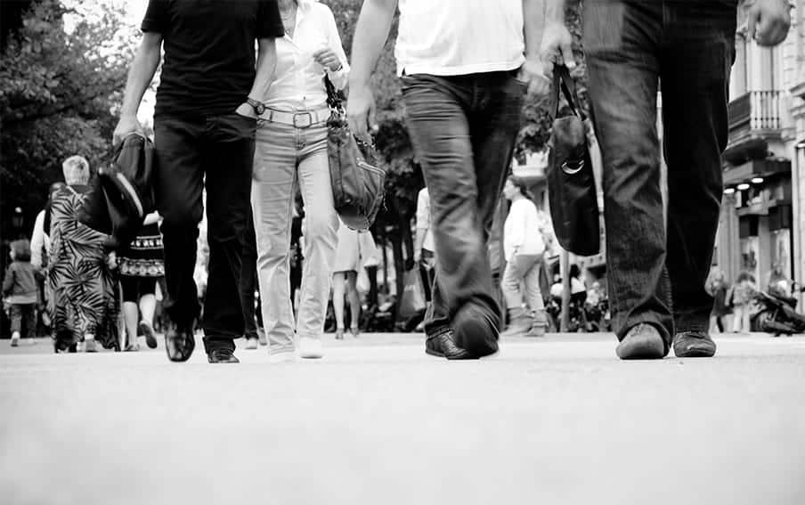 El derecho a caminar en la ciudad | Sabrina Gaudino