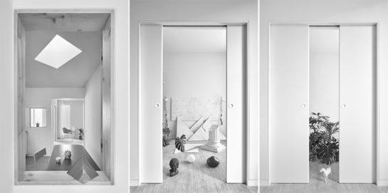 La máquina para habitar, el apartamento de soltero y la casa sin cocina