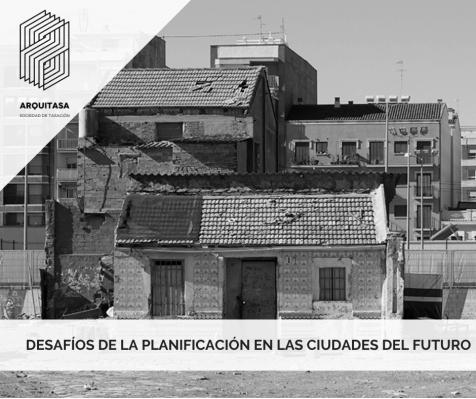 Desafíos de la planificación en las ciudades del futuro