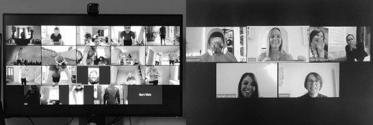 Vida doméstica: relaciones telemáticas, contenidos y cuidados
