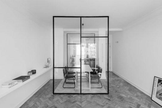 oficina moderna después del coronavirus