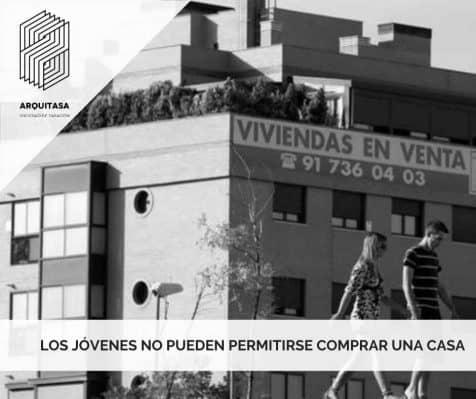 LOS JÓVENES NO PUEDEN INDEPENDIZARSE