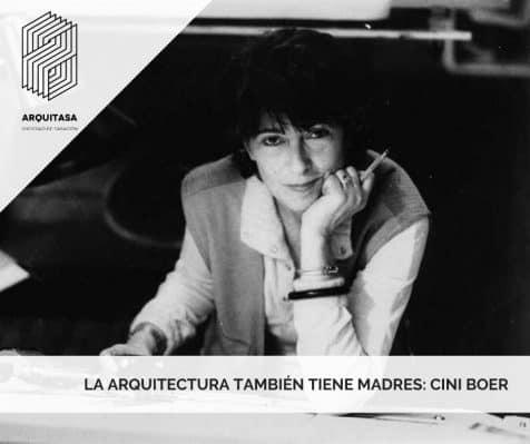 La arquitectura también tiene madres: Cini Boeri