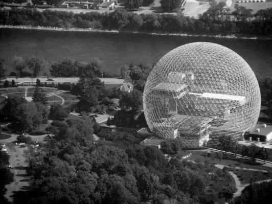 Pabellón de EEUU en la Exposición universal de Montreal (1977)