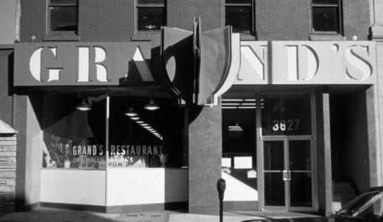 Restaurante Grand's (1962), Filadelfia. Robert Venturi.