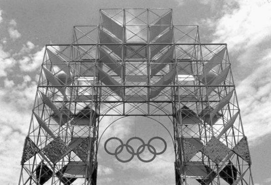 Estructuras temporales en los Juegos Olímpicos de 1984. SP&Co