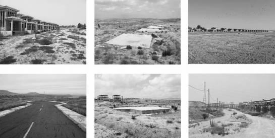 """""""Ruinas modernas, una topografía de lucro"""", Júlia Schulz-Dornburg."""