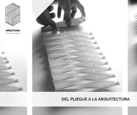 Del pliegue a la Arquitectura