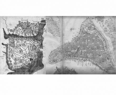 Izda. mapa constantinopla