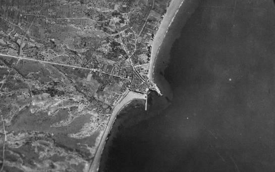 Informe sobre objetivos de la Aviazione Legionaria delle Baleari durante la guerra civil de Benidorm
