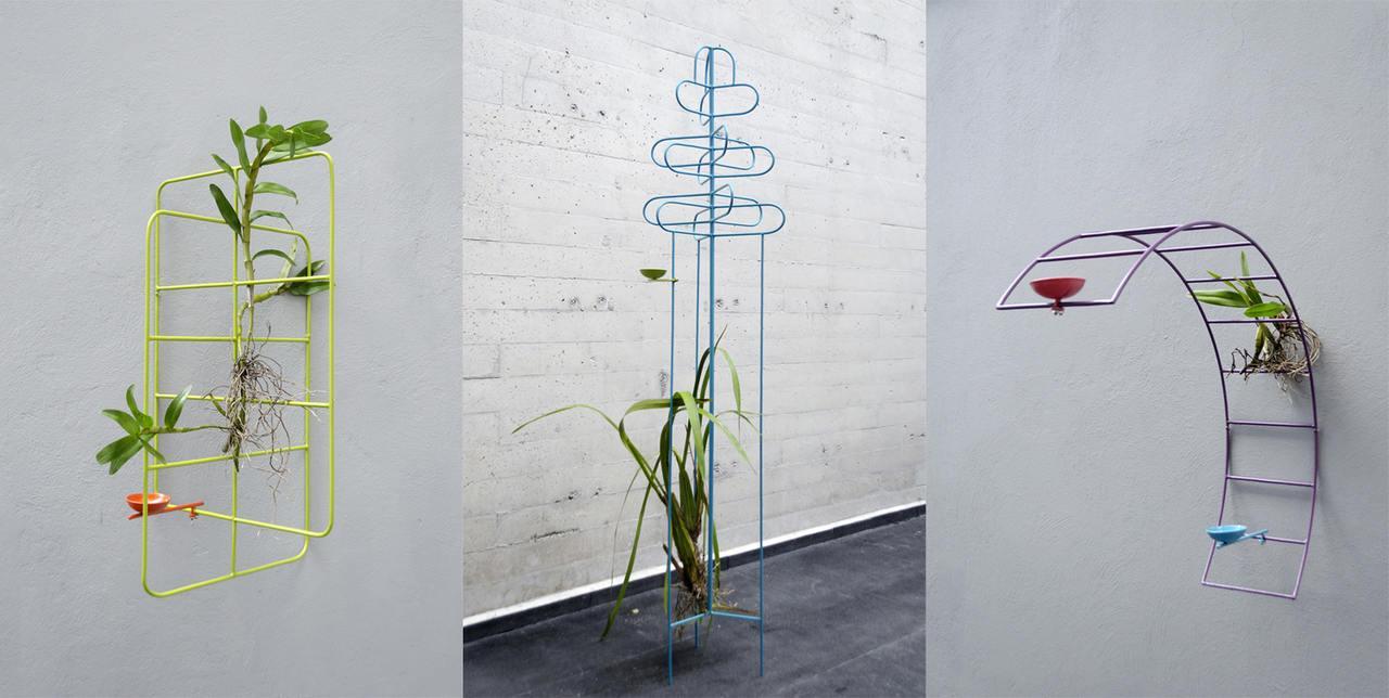 Jerónimo Hagerman es un artista que propone entender lo arquitectónico como posible refugio, pero también como un lugar para la reflexión, la contemplación y el acercamiento.