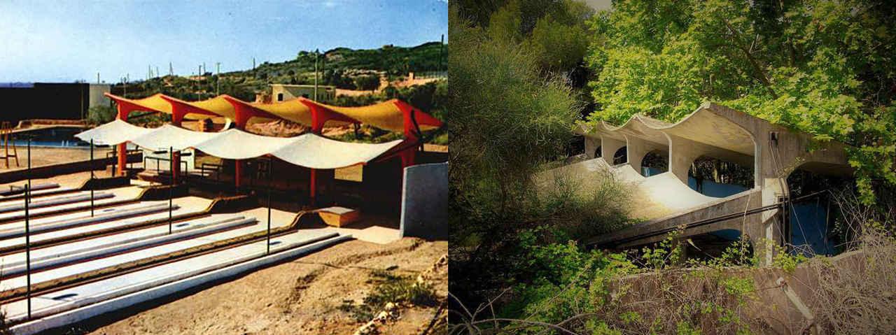 La Ciudad Residencial de Tarragona ha sido demolida en su práctica totalidad.
