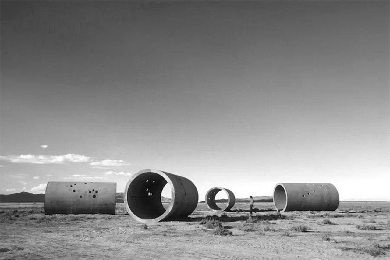 Land Art es una corriente de arte contemporáneo que surge en los años 60