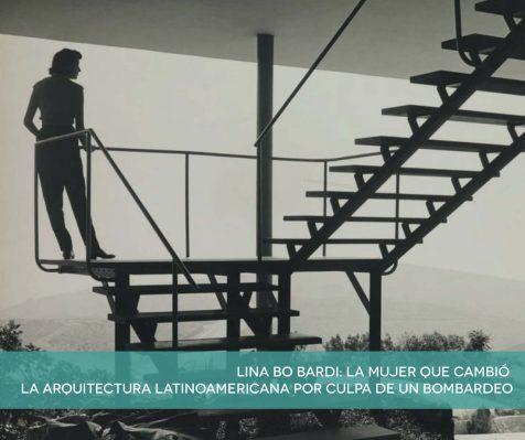 La mujer que cambió la arquitectura latinoamericana por culpa de un bombardeo